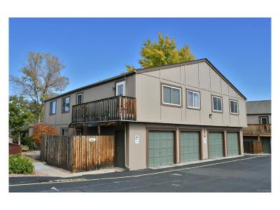 Littleton Condo/Townhouse Active: 7700 West Glasgow Place #14C
