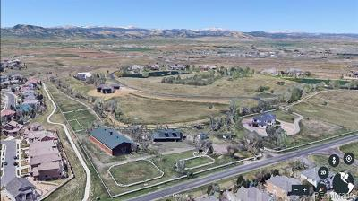 Broomfield County Residential Lots & Land Active: 14041 Aspen Street