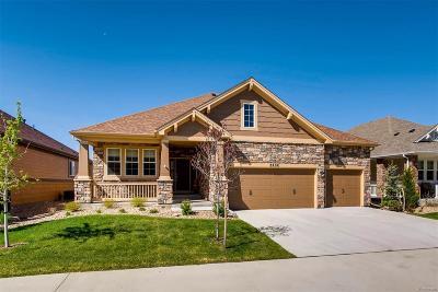 Arvada Single Family Home Active: 8404 Quartz Circle