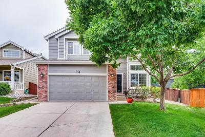 Highlands Ranch Single Family Home Active: 1190 Riddlewood Lane