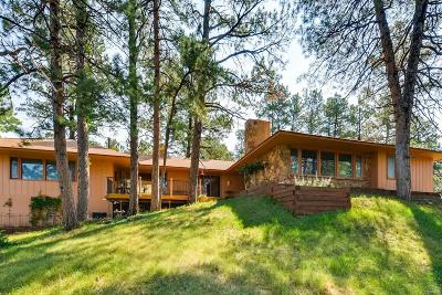 Parker Single Family Home Under Contract: 7688 East Summit Road