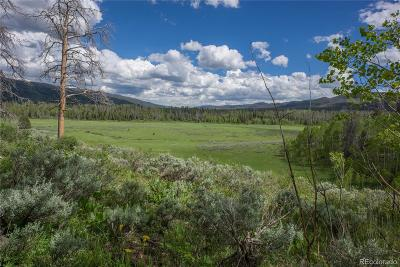 Oak Creek, Phippsburg, Yampa, Toponas Residential Lots & Land Active: 20700 Hideaway Lane
