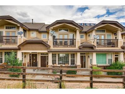 Castle Rock Single Family Home Under Contract: 1454 Royal Troon Drive