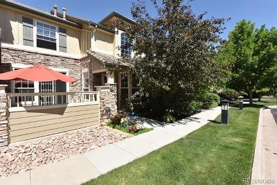 Highlands Ranch Condo/Townhouse Active: 8920 Tappy Toorie Place