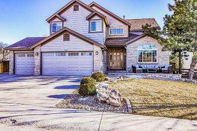 Littleton Single Family Home Under Contract: 10473 Lions Path