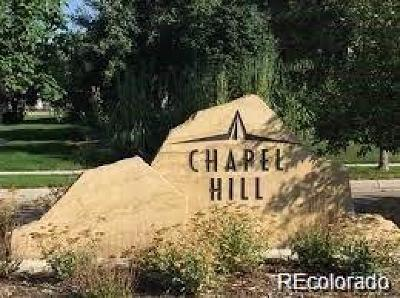 Adams County Residential Lots & Land Active: 126 Chapel Hill Circle
