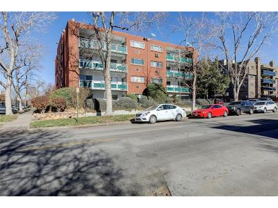 Cap Hill/Uptown, Capital Hill, Capitol Hill Condo/Townhouse Active: 1200 Emerson Street #101