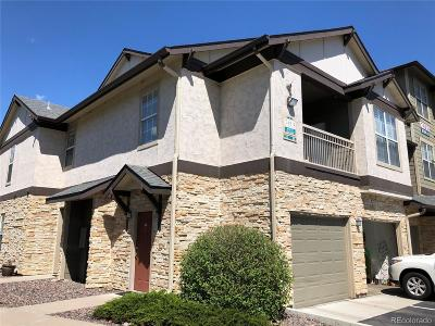 Littleton Condo/Townhouse Under Contract: 7423 South Quail Circle #1522