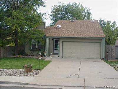 Littleton Single Family Home Active: 11846 West Bowles Circle