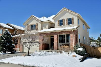 Highlands Ranch CO Single Family Home Active: $610,000