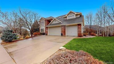 Fort Collins Single Family Home Under Contract: 827 Napa Valley Drive