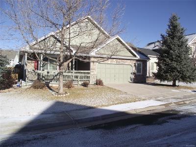 Castle Rock Single Family Home Under Contract: 474 Danforth Avenue