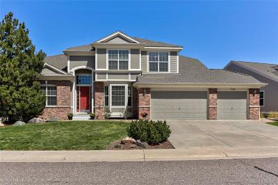 Castle Pines North Single Family Home Under Contract: 7125 Winter Berry Lane