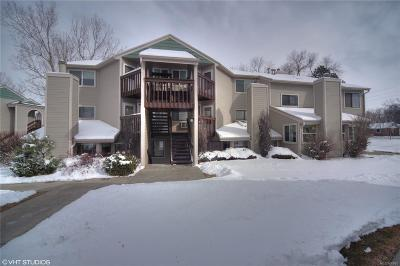 Boulder Condo/Townhouse Active: 5530 Stonewall Place #12