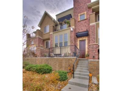 Highlands Ranch Condo/Townhouse Under Contract: 1000 Elmhurst Drive #B