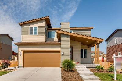 Commerce City Single Family Home Active: 10101 Truckee Street