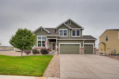 Crystal Valley Ranch Single Family Home Under Contract: 5365 Fawn Ridge Way