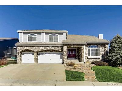 Highlands Ranch Single Family Home Under Contract: 10069 Charissglen Lane