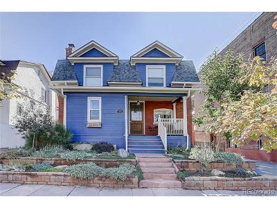 Cap Hill/Uptown, Capital Hill, Capitol Hill Single Family Home Active: 624 East 12th Avenue