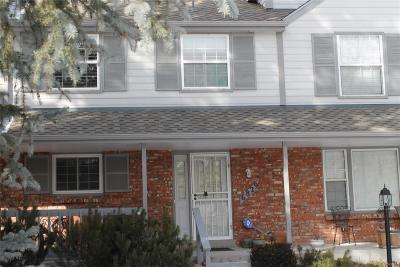 Centennial Condo/Townhouse Active: 6829 East Briarwood Drive