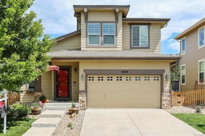 Highlands Ranch Single Family Home Active: 5440 Jaguar Way