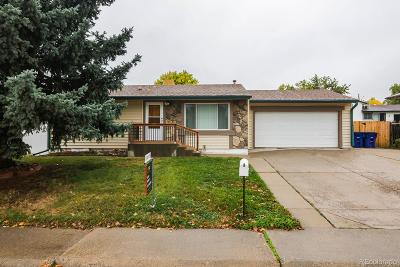 Arvada Single Family Home Active: 6911 Kendall Street