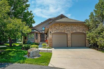 Castle Pines Single Family Home Under Contract: 23 Klingen Gate Lane