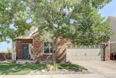 Commerce City Single Family Home Active: 14903 East 117th Place