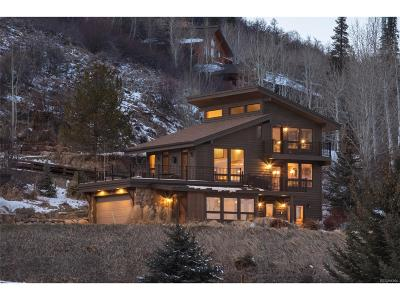 Steamboat Springs Single Family Home Under Contract: 36915 William William