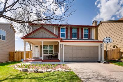 Castle Rock Single Family Home Under Contract: 5322 East Manchester Drive