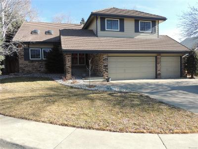 Single Family Home Under Contract: 8724 Wildrose Court