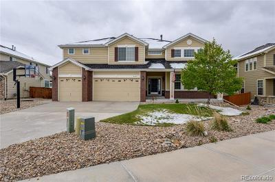 Castle Rock Single Family Home Active: 6557 Marble Lane