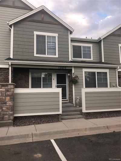 Thornton Condo/Townhouse Under Contract: 12850 Jasmine Street #E
