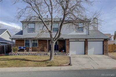 Westminster Single Family Home Active: 6896 Wyman Way