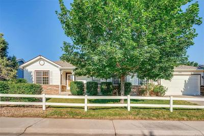 Denver Single Family Home Under Contract: 5741 Clay Street