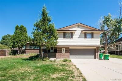 Arvada Single Family Home Active: 11915 West 74th Drive