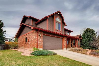Wheat Ridge Single Family Home Under Contract: 11885 West 35th Avenue