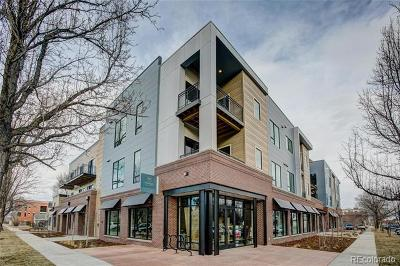 Fort Collins Condo/Townhouse Active: 302 North Meldrum Street #306