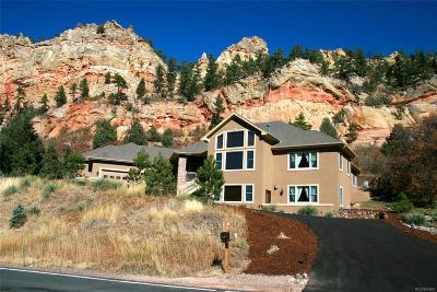Larkspur CO Single Family Home Under Contract: $630,000