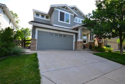 Commerce City Single Family Home Active: 11831 Lewiston Street