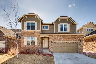 Aurora Single Family Home Active: 26019 East Frost Circle