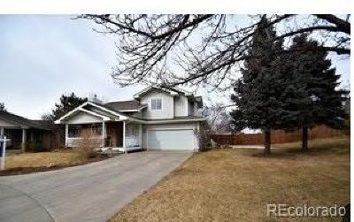 Longmont CO Single Family Home Under Contract: $450,000