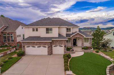 Castle Rock Single Family Home Active: 1589 Rosemary Drive
