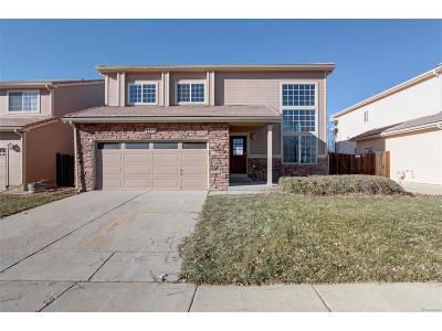 Denver Single Family Home Active: 4113 Jebel Street