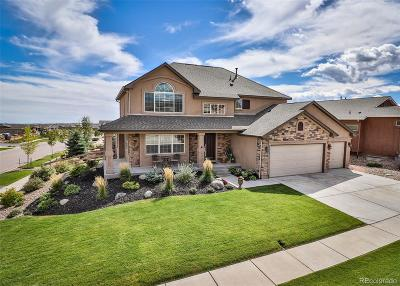 Colorado Springs Single Family Home Active: 6323 Adamants Drive