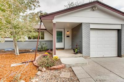 Broomfield Single Family Home Active: 1085 West 8th Avenue Drive