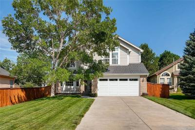 Highlands Ranch Single Family Home Active: 9680 Salem Court