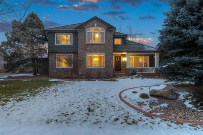 Littleton Single Family Home Active: 34 Mule Deer Trail
