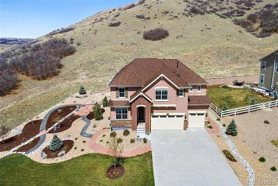 Castle Rock Single Family Home Active: 859 Eveningsong Drive