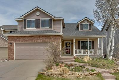 Lakewood Single Family Home Active: 14125 West Warren Circle